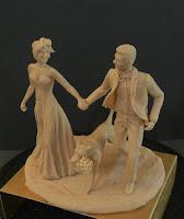 statuine personalizzate da colorare realizzazione cake topper milano orme magiche
