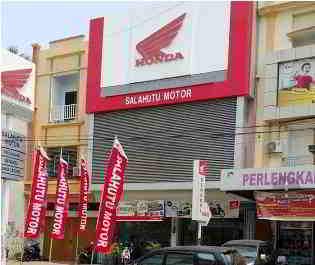 Lowongan Kerja Customer Service Salahutu Motor Makassar