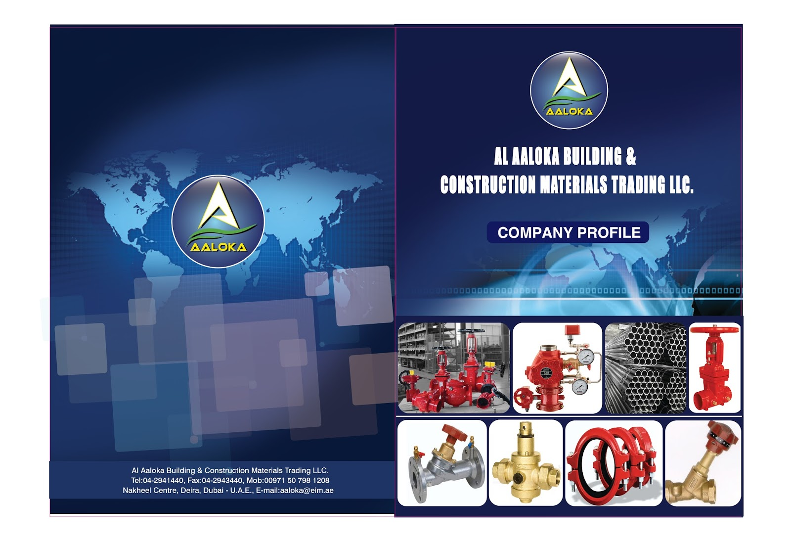 Aaloka al aaloka building & construction materials trading llc