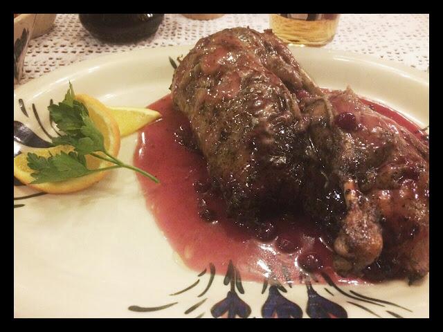 Morskie Oko restaurante Cracovia