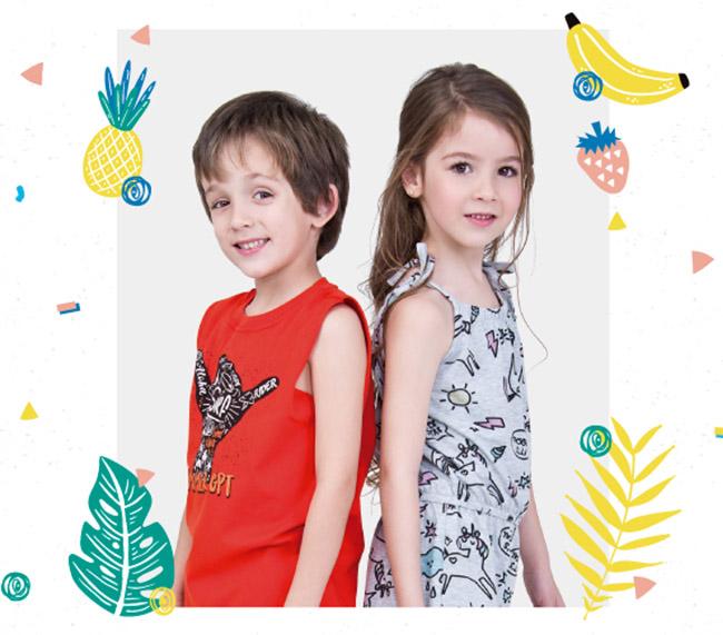 Moda infantil primavera verano 2018.