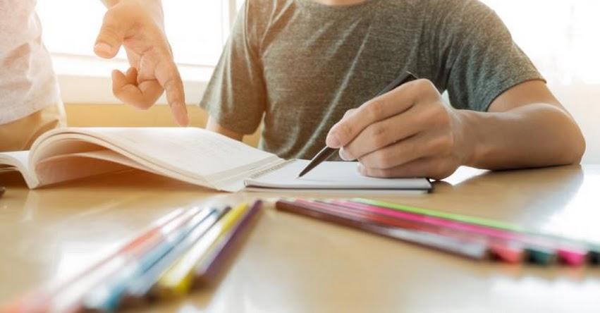 5 consejos para lidiar con las tareas escolares (Rocío Oyanguren Silva) www.cosas.pe