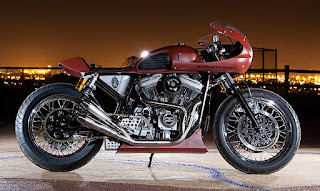 the mako cafe racer