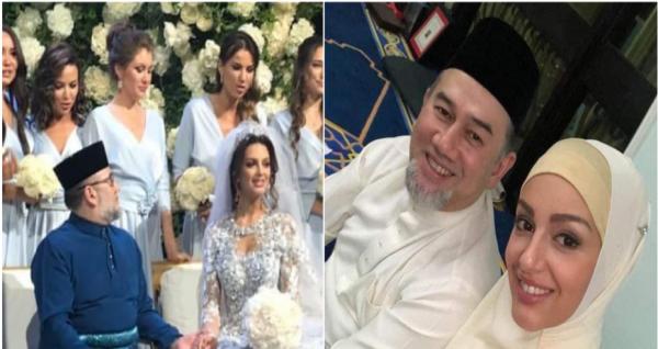 Raja Malaysia Turun Takhta demi Mantan Miss Moscow