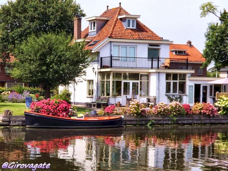 viaggio bici Olanda Utrecht Amsterdam