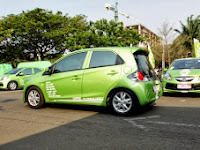 Review Mobil & Test Drive Honda Brio