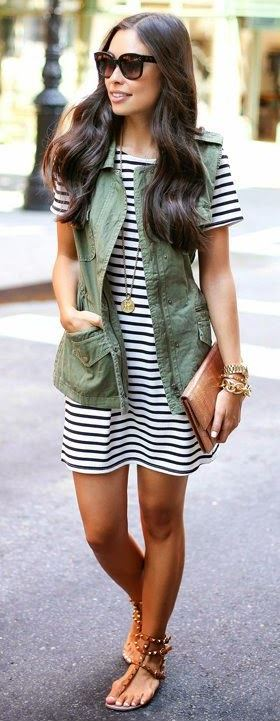 Stripes for Spring: 25 Ways to Style the Classic Pattern
