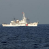 Chinese coastguard confronts Indonesian vessel in South China Sea