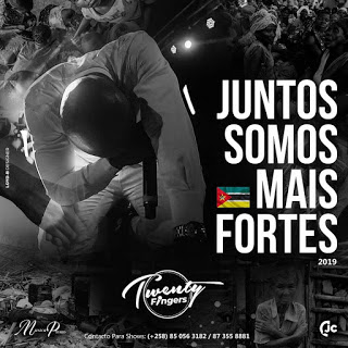 Twenty Fingers - Juntos Somos Mais Fortes ( 2019 ) [DOWNLOAD]
