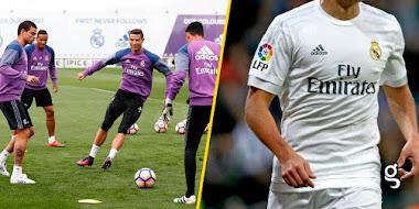 ¡Increíble! Este jugador del Real Madrid falta a casi todos los entrenamientos.