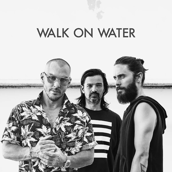 Thirty Seconds to Mars - Walk on Water - Single Cover
