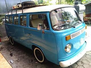 LAPAK MOBIL KLASIK : Jual VW Kombi Brazil Clipper 83 - MADIUN