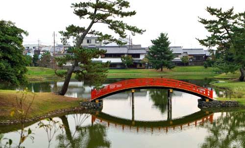is the commencement affair that strikes visitors to  TokyoTouristMap: Nara together with its Gardens