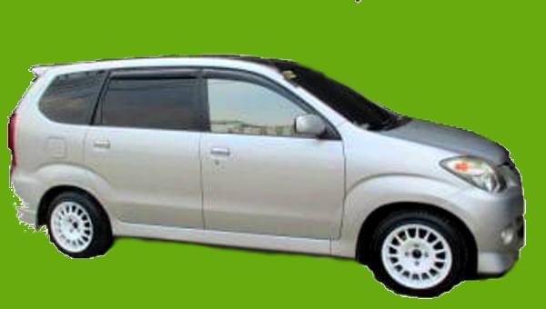 Pilihan Velg Untuk Toyota AVANZA