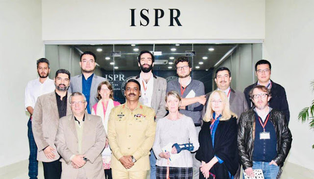 Pakistan Wishes to See Peace Beyond Borders