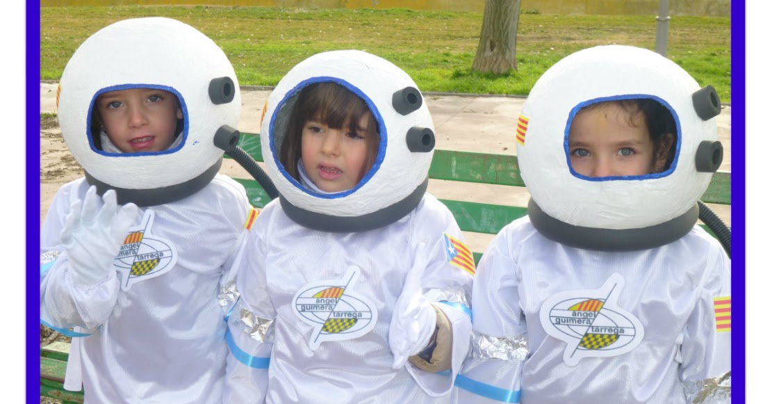 Entreteniments Variats Disfraz Astronauta