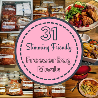 31 Freezer Meals in One Batch