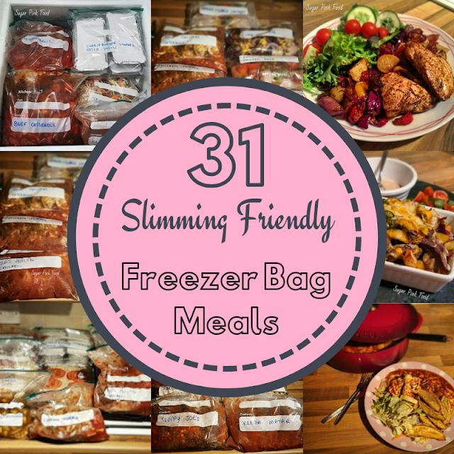 31 Freezer Meals in One Batch