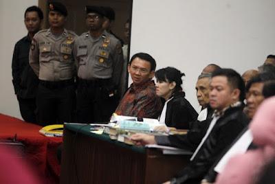 Sidang Ke-14, Beginilah Dialog Majelis Hakim dan Saksi Ahok yang Gagal Paham