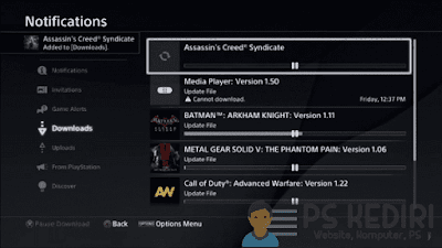 Download Game PS4 via PC / Komputer