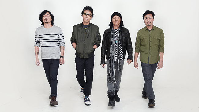 Smart brings together the Eraserheads to go all out for a new, complete prepaid offer
