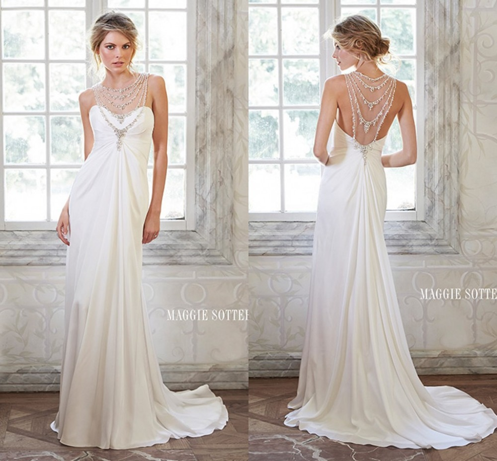 Wedding Dresses For The Beach 2016