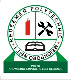 Redeemer Polytechnic 2018/2019 ND/HND Admission Form | (Full-Time & Part-Time)