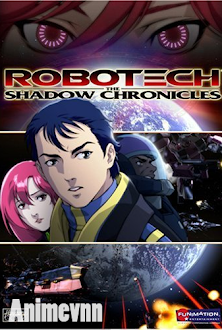 Robotech: The Shadow Chronicles -  2016 Poster