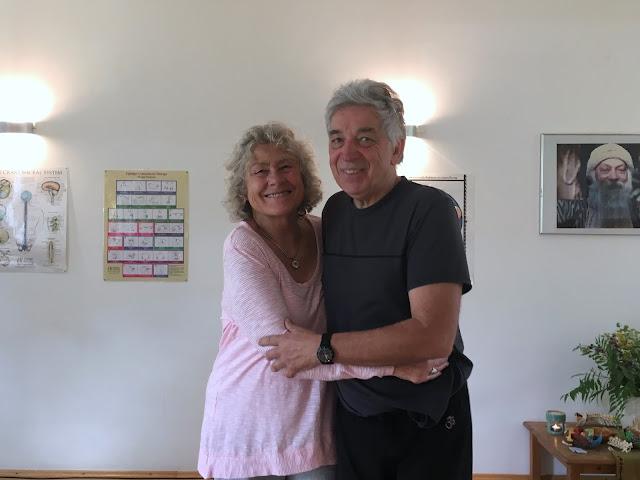 ピーターとアニータの写真