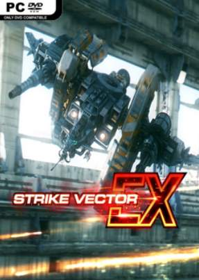 Strike Vector EX PC [Full] Español [MEGA]