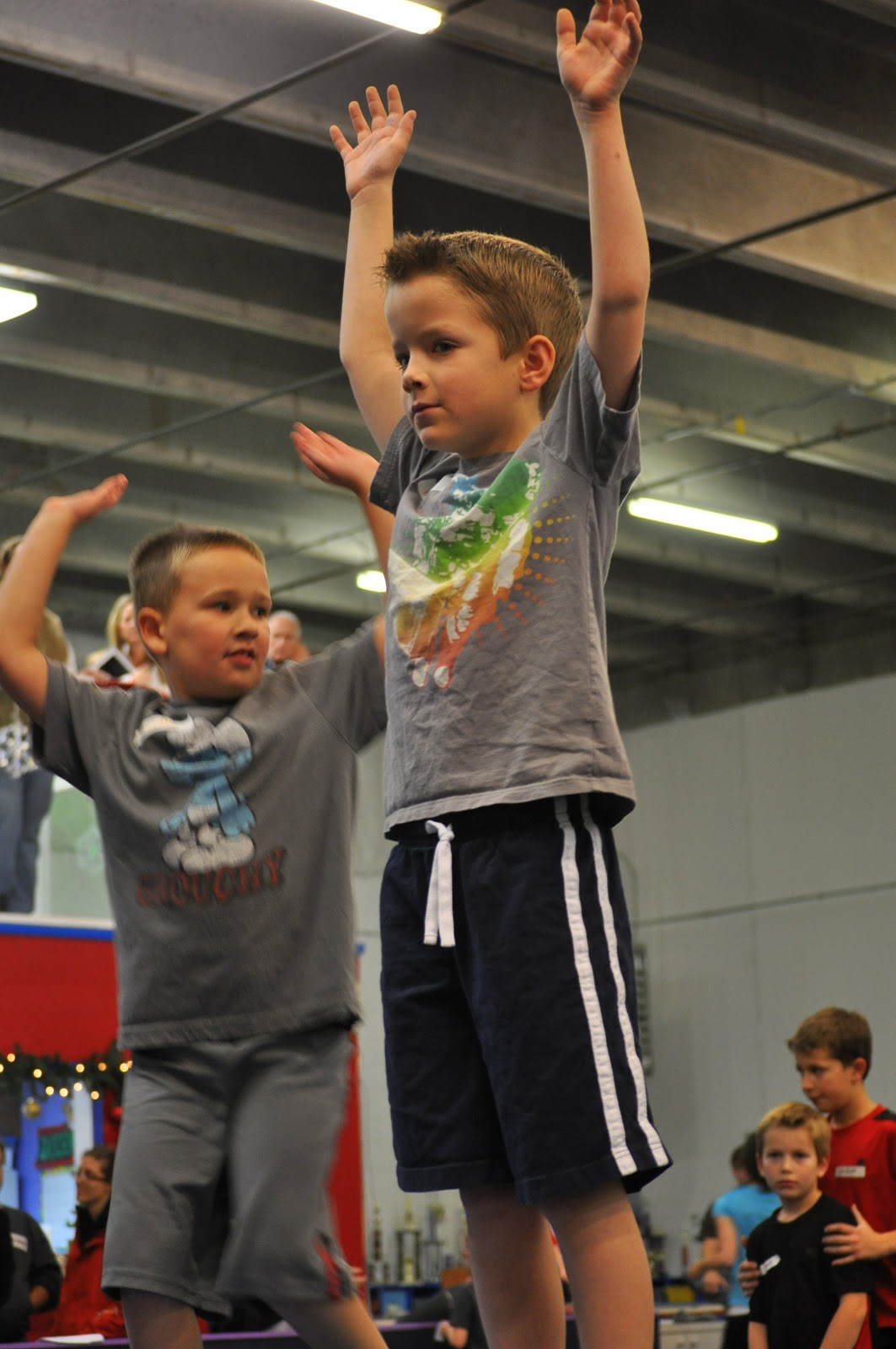 Adding to the family: Abbys Gymnastics