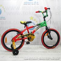 Sepeda Anak WIMCYCLE FIREBIRD 18 Inci