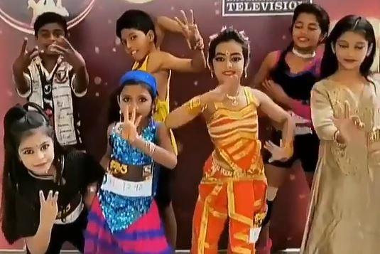 super dancer 3 contestants