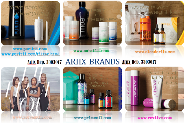 Ariix Products