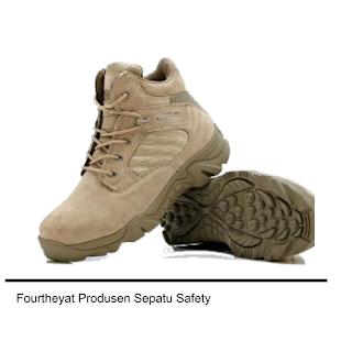 Produsen Sepatu Safety Bandung