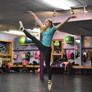 Greatmats ballet flooring with marley and subfloor