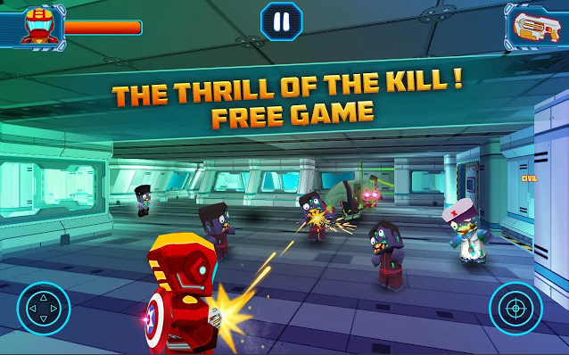 CSZ : Global Alliance v1.1.0 MOD APK Unlimited Money + Health + Ammo For Android Download