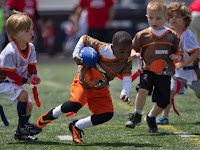 The Case for Flag Football As an Olympic Sport