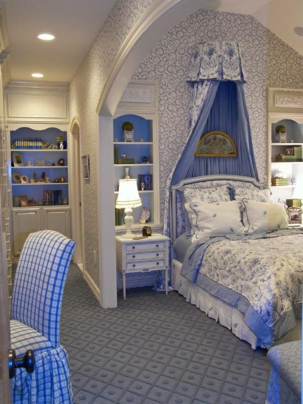 linda habitación de niña