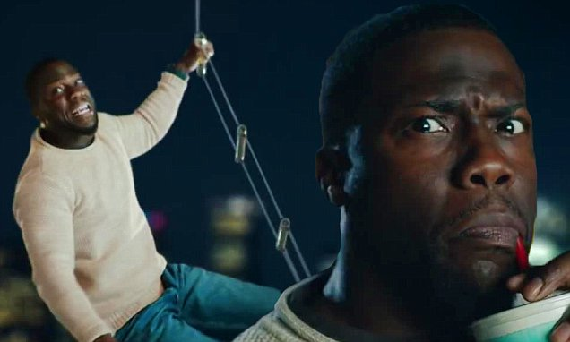 "Kevin Hart Stars in Newest Hyundai Super Bowl Commercial ""First Date"""