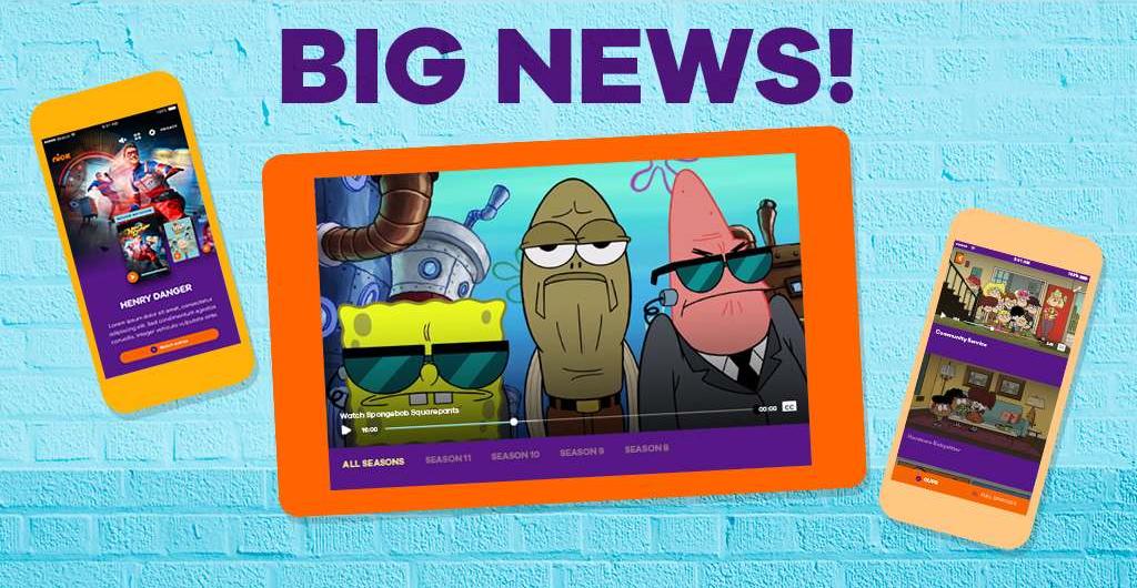 NickALive!: Nickelodeon USA Unveils Nick com and the Nick