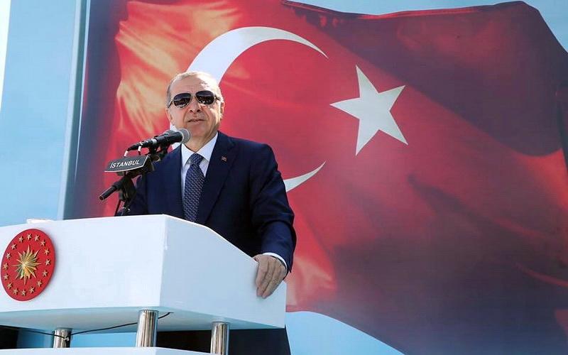 Ο Ερντογάν ό,τι θυμάται χαίρεται...