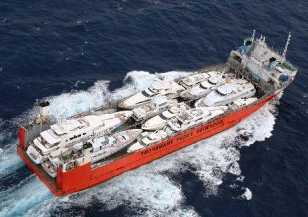 kapal produksion Jenis Kapal Laut di Indonesia