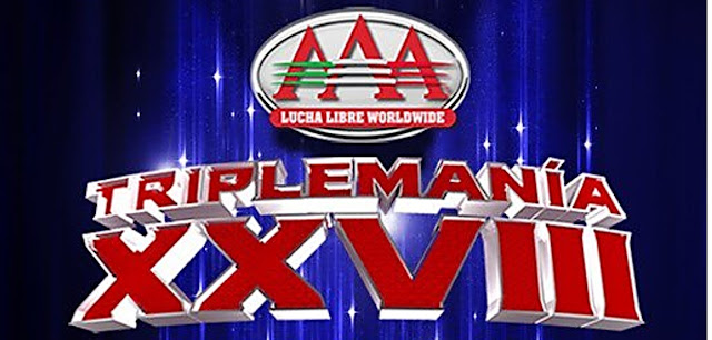 Triplemania en Mexico venta de Boletos