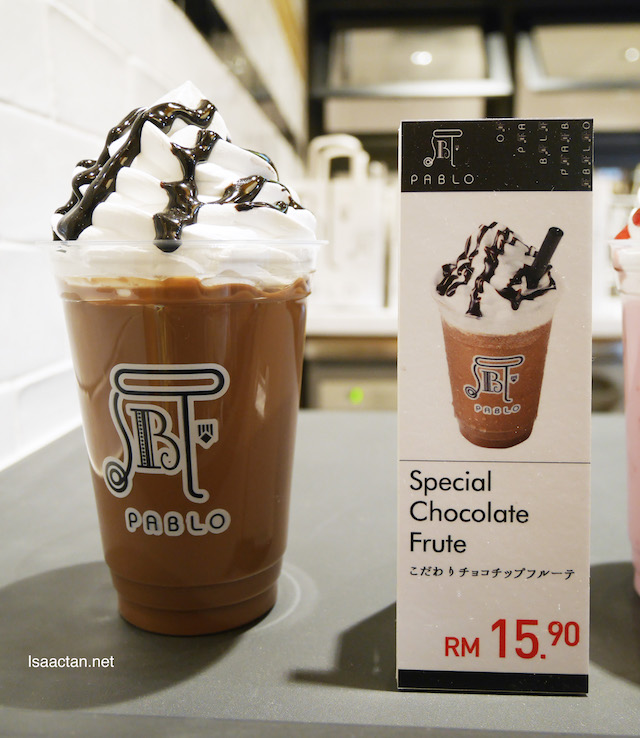 Special Chocolate Frute - RM15.90