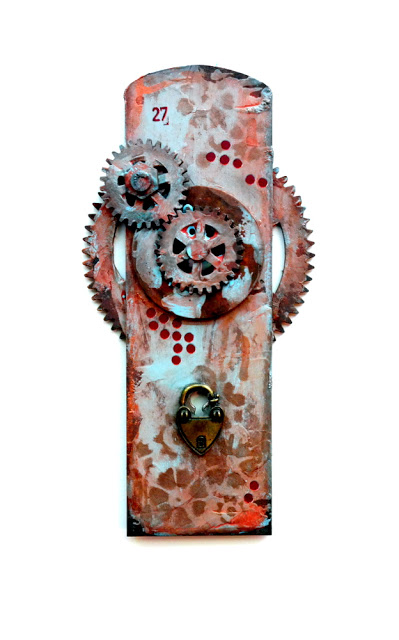 Grungy Door #27 by Dana Tatar for Tando Creative