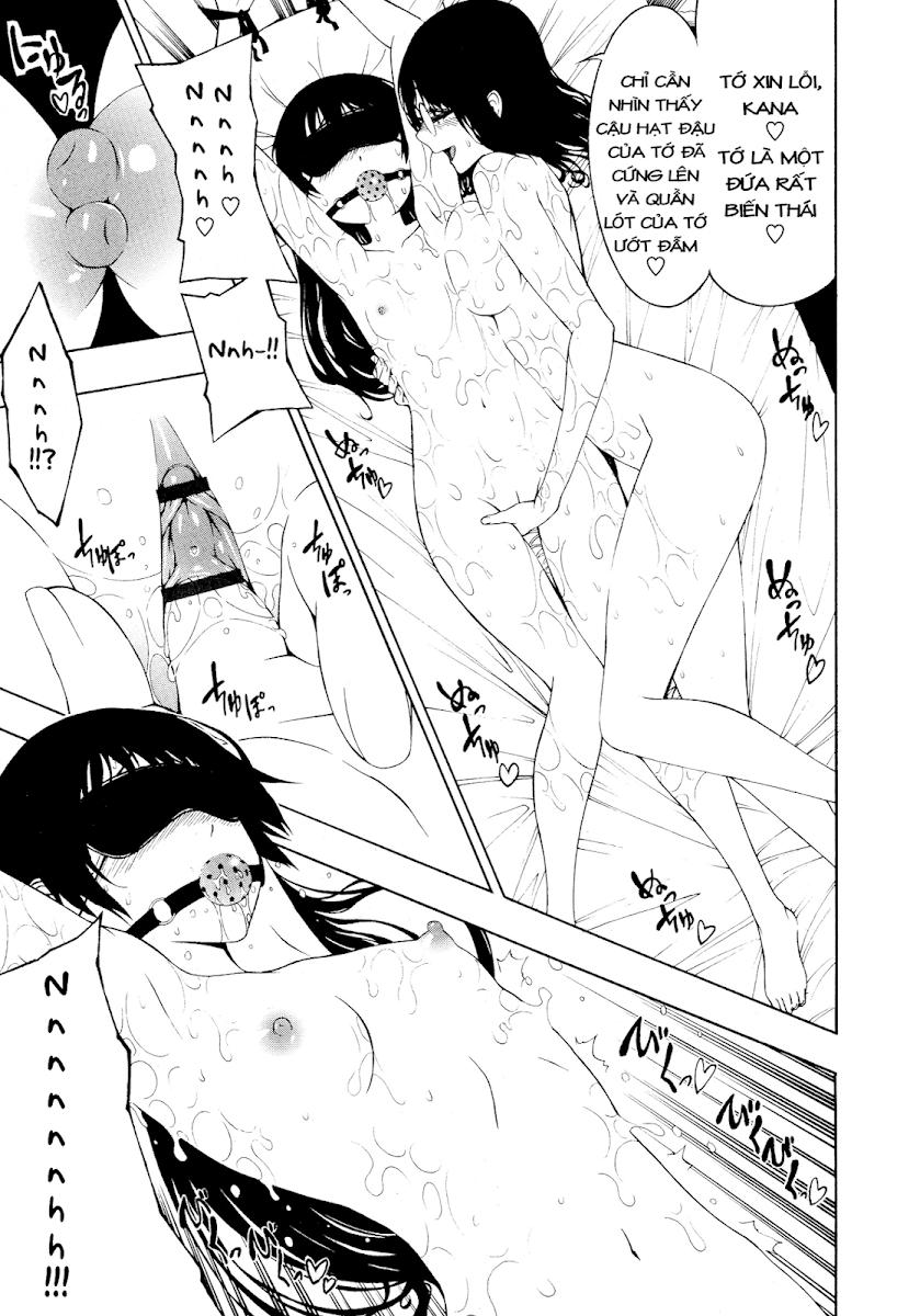 HentaiVN.net - Ảnh 24 - Tuyển tập Yuri Oneshot - Chap 135: Tobari Addiction