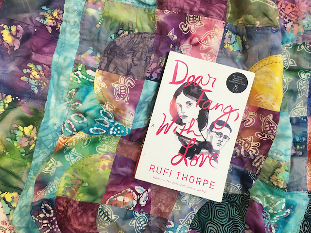 Book review: Dear Fang, With Love by Rufi Thorpe