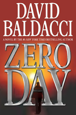 Zero Day by David Baldacci - book cover