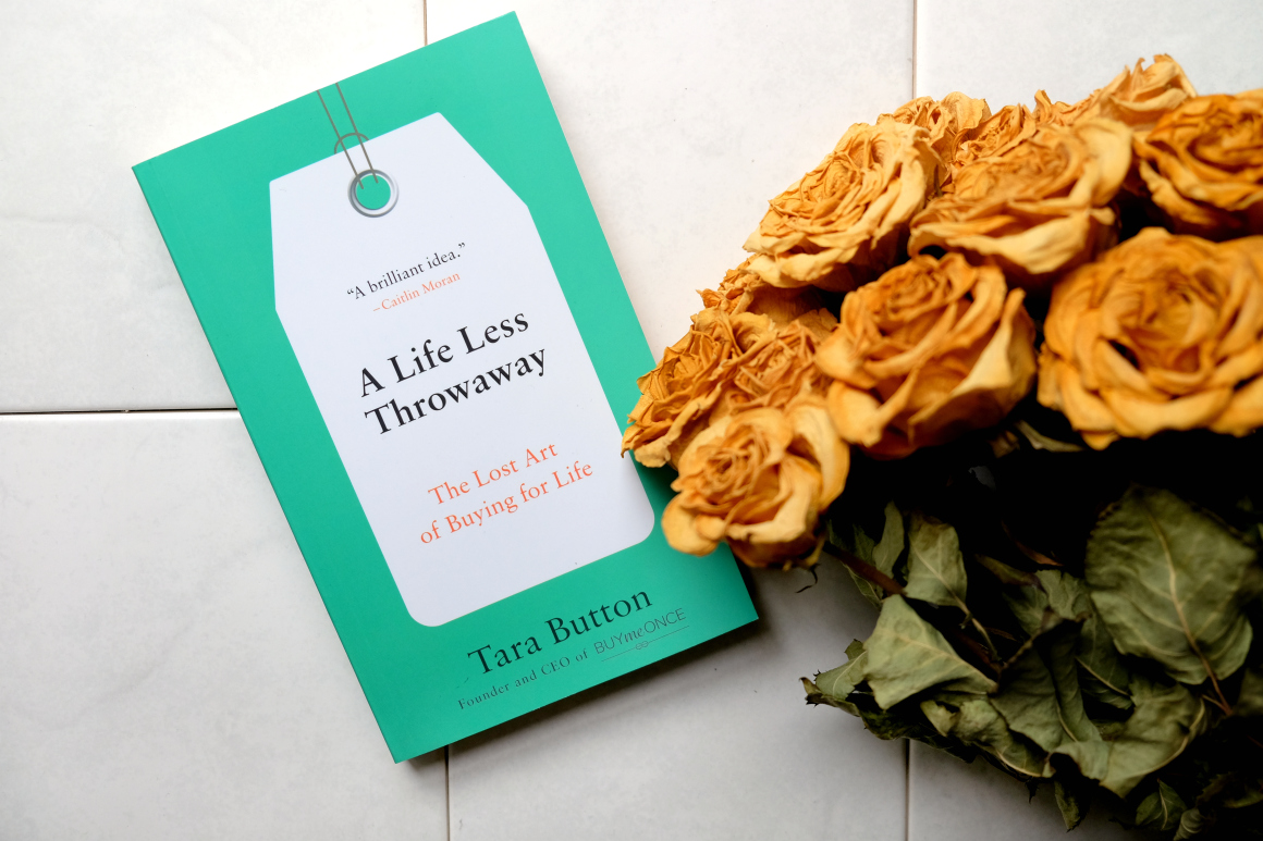 a life less throwaway book review stylewise-blog.com